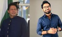 Yasir Hussain all praises for PM Imran Khan after his White House visit