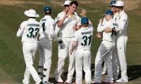 Bowlers on top in Australia squad Ashes warm-up