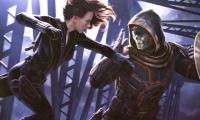 Marvel unveils Black Widow's first official concept art as Natasha fights off the Taskmaster