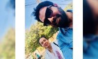 Iqra Aziz shares sneak-peek into Yasir Hussain's playful bond with her mother