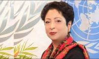 Pakistan expects UNSC to address Kashmiris' plight sufferings: Maleeha