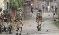 Hundreds of protesters clash with police in Indian occupied Kashmir