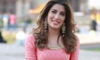 Mehwish Hayat: 'Privileged to take Pakistan's message to the world'