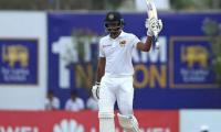 Chasing 268, Sri Lanka´s openers make steady start