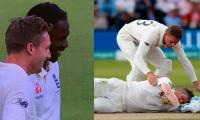 Jofra Archer slammed for 'smirking' after hitting Steve Smith