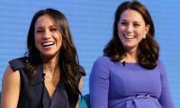 Meghan Makle's first photo with Kate Middleton was taken years before they met