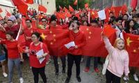 Rival Hong Kong democracy and pro-China rallies in Canada