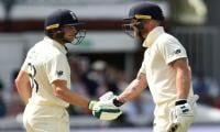 Stokes and Buttler keep Australia at bay as concussion rules out Smith