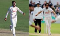 Mohammad Amir impresses Essex Cricket, fans with perfect performance against Kent