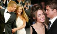 Brad Pitt was happier with Jennifer Aniston than Angelina Jolie: source