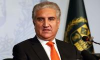 Pakistan sends a clear message to India of national unity: FM Qureshi