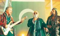 Junoon dedicates London concert to Indian-occupied Kashmir