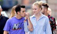 WATCH: Joe Jonas turns fan-boy for Sophie Turner while she begs for a 'normal life'