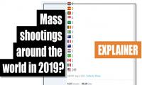 Fact-check: Mass shootings around the world in 2019?