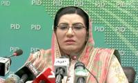 Pakistan to take occupied Kashmir case to international forums: Firdous