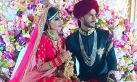 Pakistani cricketer Hassan Ali's wedding in pictures