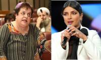 Pakistan minister asks UNICEF to remove Priyanka Chopra as Goodwill Ambassador