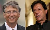 Bill Gates writes to PM Imran Khan, pledges support in polio eradication drive
