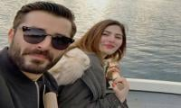 Hamza Abbasi confirms he is tying knot with Naimal Khawar