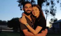Anushka and Virat share their adorable picture from beach in West Indies
