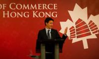 Justin Trudeau says Canada will push back in China row, urges de-escalation in Hong Kong