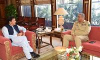PM Imran, COAS Bajwa discuss security issues amid Occupied Kashmir crisis