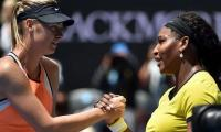 Serena Williams meets Maria Sharapova in US Open first round