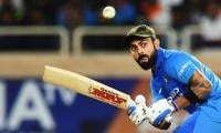 Kohli falls cheaply as Windies put India on back foot