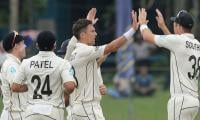 Boult, Southee rattle Sri Lanka in rain-hit Test