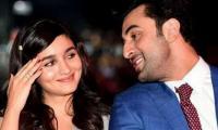 Ranbir Kapoor all praises for girlfriend Alia Bhatt's music single 'Prada'