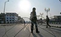 Protesters defy curfew in Occupied Kashmir