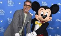 Robert Downey Jr. got arrested for smoking pot at Disney World, says actor at D23