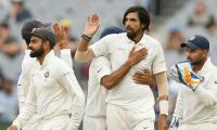 Sharma grabs five wickets as India take control of first Test
