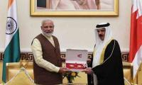Narendra Modi awarded 'The King Hamad Order of the Renaissance' in Bahrain