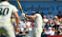 Australia close on Ashes as England captain Root falls in third Test