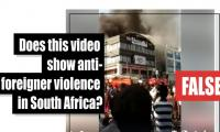 Fact-check: Does this video show anti-foreigner violence in South Africa?