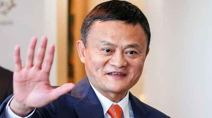 Jack Ma steps down as Alibaba's chairman