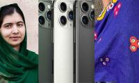 iPhone 11: Malala pokes fun at Apple's new triple-camera smartphone