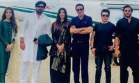 Pak celebrities in Muzaffarabad to attend PM Imran's Kashmir rally