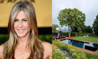 Inside Jennifer Aniston's $21 million mansion in Los Angeles