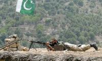 Four Pakistan Army soldiers martyred on western border