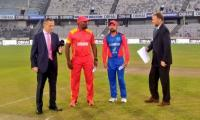 Zimbabwe opt to bowl against Afghanistan in triangular T20 series
