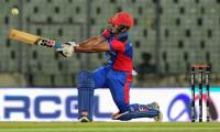 Zadran fifty sets up record win for Afghanistan