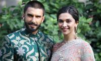 Ranveer Singh shares a glimpse into his and Deepika's house as he unwinds on a Saturday night