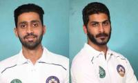 First concussion substitute in Pakistan's domestic cricket history