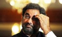Khaqan Abbasi granted bail to attend funeral