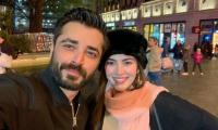 Naimal Khawar trolled again for throwback picture with Hamza Ali Abbasi