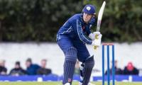 Scotland record third highest T20 stand in win over Dutch