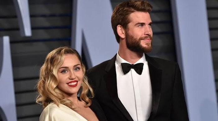 Liam Hemsworth found out about split with Miley Cyrus through social media?