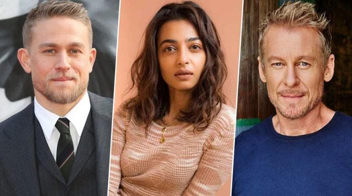 Apple series 'Shantaram' casts Richard Roxburgh, Radhika Apte, Charlie Hunnam